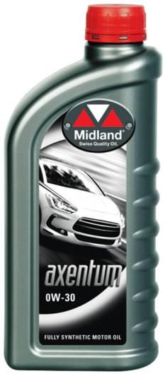 Midland AXXENTUM SAE 0W-30